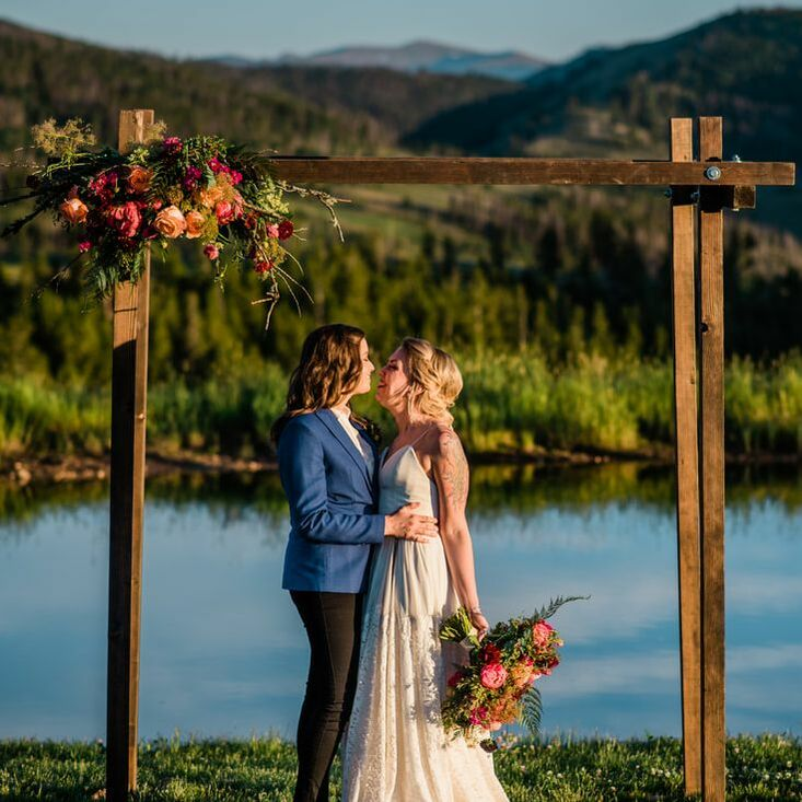 Best denver wedding chuppah, vail wedding chuppah, aspen wedding chuppah, breckenridge wedding chuppah, colorado wedding chuppah, have a seat colorado, have a seat denver, colorado chuppah rental