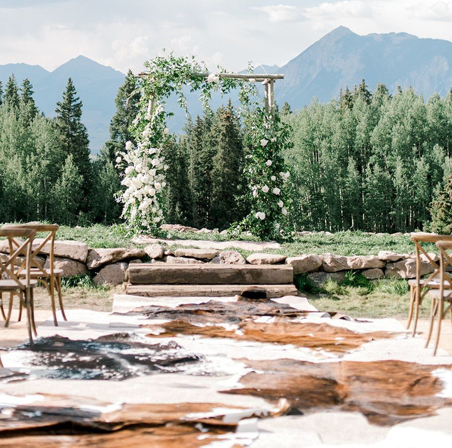 rent rugs denver, rug rental denver, vail wedding rentals, colorado cowhide rugs rental